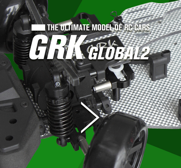 THE ULTIMATE MODEL OF RC CARS GRKGLOBAL2